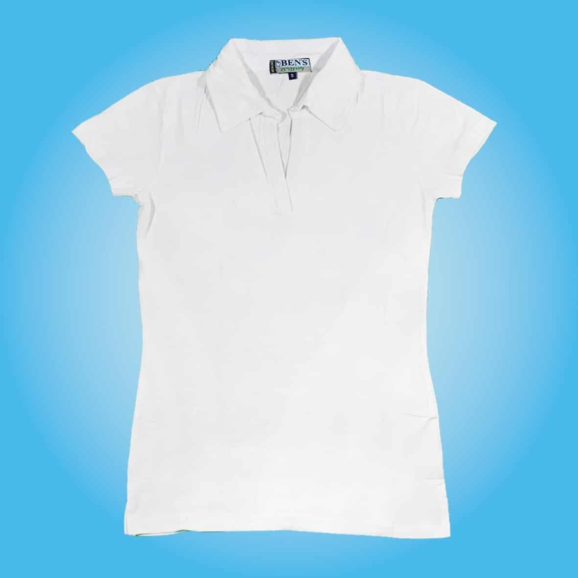 בן ליין חולצה לבנה